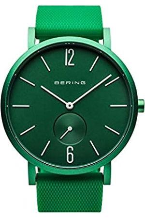 Bering BERING Unisex Analog Quartz Uhr mit Silikon Armband 16940-899