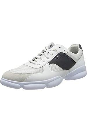 HUGO BOSS BOSS Herren Newlight_Runn_melt 10214593 01 Sneaker, Weiß (White 100)
