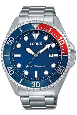 Lorus Lorus Watches Herren Analog Quarz Uhr mit Edelstahl Armband RH941GX9