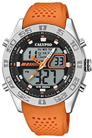 Calypso watches CalypsoWatchesHerrenAnalog-DigitalQuarzUhrmitPlastikArmbandK5774/1