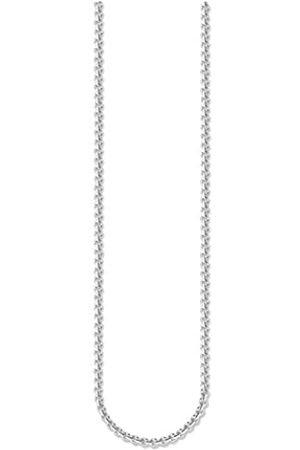 Thomas Sabo THOMAS SABO Damen-Ankerkette Sterling Silver Kette 925 53 cm - KE1107-001-12-L53
