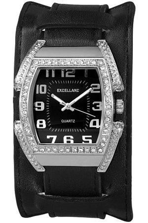 Excellanc Excellanc Herren-Uhren mit Polyurethan Lederband 295321000008