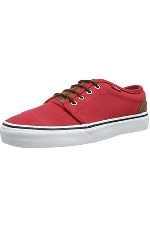 Vans Vans U 106 VULCANIZED (C L) CHINESE R VVHNAQO Unisex-Erwachsene Sneaker, Rot ((C L) chinese r)
