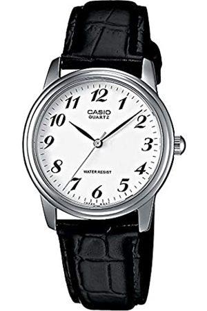 Casio Casio Herren Analog Quarz Uhr mit Leder Armband MTP-1236PL-7BEF
