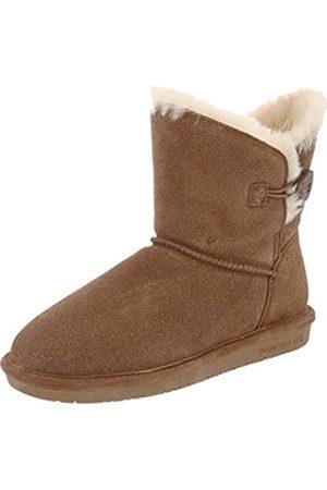 Bearpaw Damen ROSIE Kurzschaft Stiefel, (Hickory II 220)