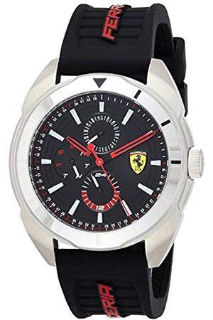 Scuderia Ferrari ScuderiaFerrariHerrenMultiZifferblattQuarzUhrmitSilikonArmband830546