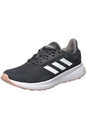 adidas Adidas Damen Duramo 9 Laufschuh, Grey Six/FTWR White/Pink Spirit