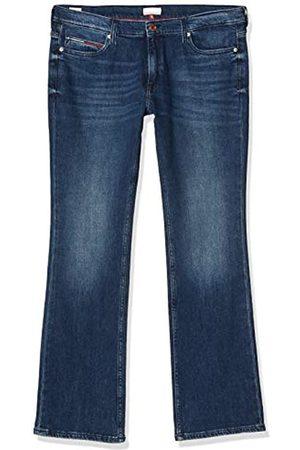 Tommy Hilfiger Damen Tj 1979 Mid Rise Bootcut Dsymd Straight Jeans