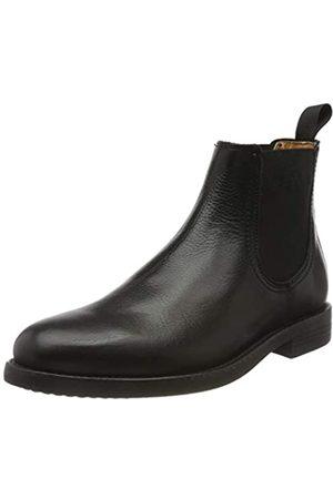 Pantofola d'Oro Herren Luke Uomo HIGH Chelsea Boots, (Black .25y)