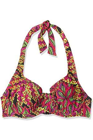 Pour Moi Damen Heatwave Halter Underwired Top Bikini