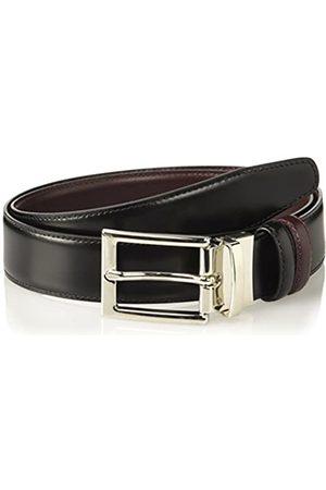 Brooks Brothers Brooks Brothers Herren Belt Rvrsble Black/burg Gürtel