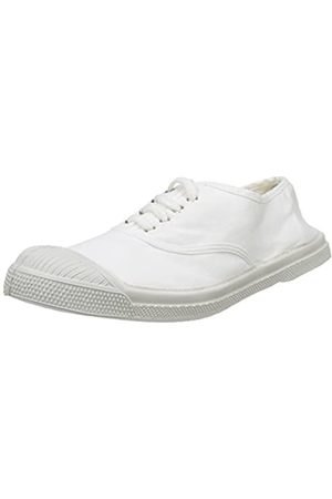 Bensimon Damen Tennis Lacet Femme Sneaker, (Blanc)
