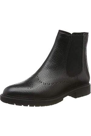 Fred de la Bretoniere Damen Stephanie Chelsea Boots, (Black 0024)