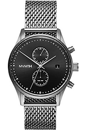 MVMT MVMT Herren Multi Zifferblatt Quarz Uhr mit Edelstahl Armband D-MV01-S2