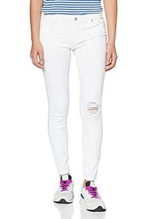 Vero Moda Vero Moda Damen VMLYDIA LR SKINNY DESTR J LI401 COLOR Jeans