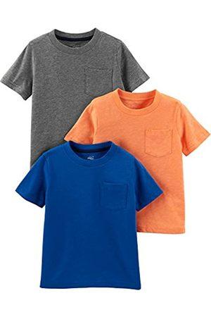 Simple Joys by Carter's Simple Joys by Carter's Kleinkind Jungen 3er-Pack Solid Pocket Short Sleeve Tee Shirts