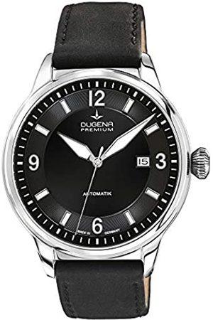 DUGENA Dugena Herren Automatik-Armbanduhr, Saphirglas, Uhrwerk mit 24 Steinen, Kappa 1