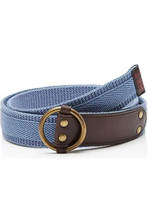 HKT by Hackett London HKT by Hackett London Herren HKT WASHED CANVAS BELT Gürtel
