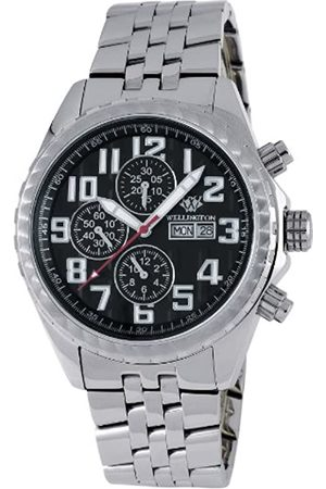 Daniel Wellington Wellington Herren-Armbanduhr XL Analog Automatik Edelstahl WN112-121