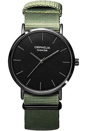 ORPHELIA Orphelia Fashion Herren Analog Quartz Uhr Ludus mit Nylon Armband