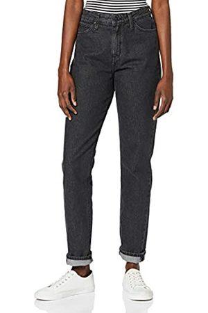 Lee Lee Damen Mom Straight Jeans