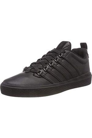K-Swiss K-Swiss Herren Donovan P Niedrige Sneakers, Schwarz Black 001