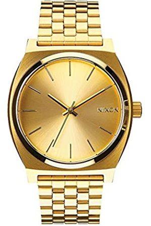 Nixon Nixon Herren Analog Quarz Uhr mit Edelstahl Armband A045511-00