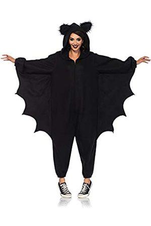 Leg Avenue Leg Avenue Damen Cozy Bat Onesie Kostüme