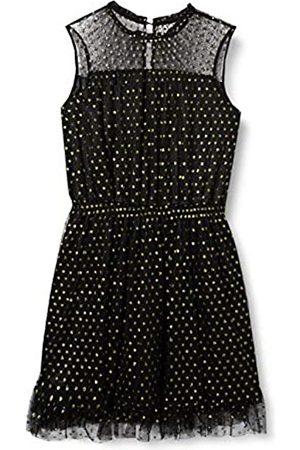 TOM TAILOR Damen Dotted Volant-Dress Kleid
