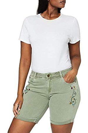 Desigual Damen Pant_Virtu Shorts