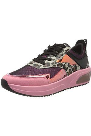 Replay Damen Flow-Deans Sneaker, Pink (Pink 44)