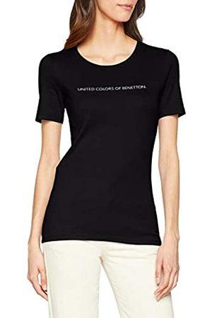 Benetton Damen T-Shirt Pullover