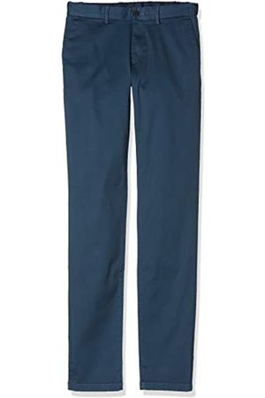 Tommy Hilfiger Tommy Hilfiger Herren Tapered Tech Stretch Twill Flex Loose Fit Jeans (Midnight Navy CHB)