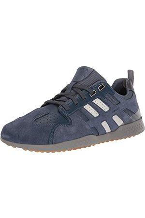 Geox Geox Herren U Snake.2 A Sneaker, Blau (Blue/Avio C0226)