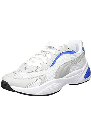 Puma Puma Unisex-Erwachsene Ascend Lite Sneaker, Weiß White-High Rise-Palace Blue Black 05