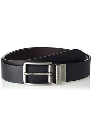 Calvin Klein Herren J 3.5CM ADJ/REV Leather Belt Gürtel
