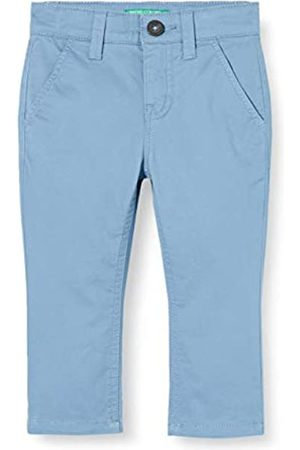 United Colors of Benetton Baby-Jungen Pantalone Chino Micro Pois Hose