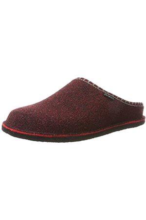 Fargeot Fargeot Unisex-Erwachsene Caloufolk Pantoffeln, Rot (Bordo 7570330)