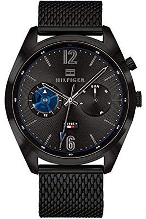 Tommy Hilfiger Tommy Hilfiger Herren Multi Zifferblatt Quarz Uhr mit Edelstahl Armband 1791547