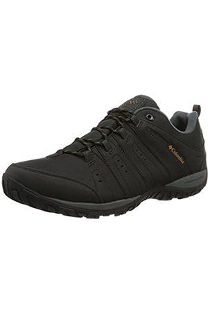Columbia Columbia Herren Woodburn II Waterproof Wasserdichte Schuhe, Schwarz (black, caramel)
