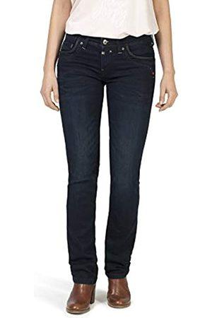 Timezone Damen TahilaTZ Straight Jeans