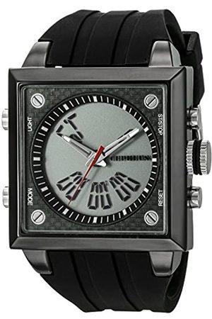CEPHEUS CEPHEUS Herren-Armbanduhr Analog Digital Quarz Silikon CP900-622A