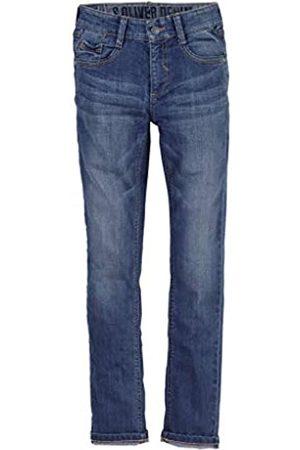 s.Oliver S.Oliver RED LABEL Jungen Regular Fit: Skinny leg-Denim aus elastischer Qualität blue stretched den 164.BIG