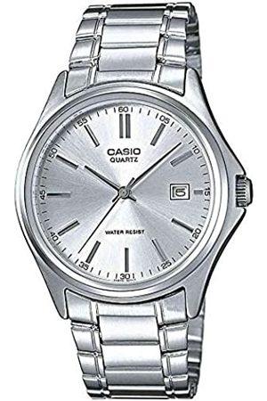 Casio Casio Herren Analog Quarz mit Edelstahl Armbanduhr MTP1183PA7A