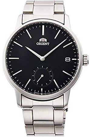 Orient Orient Unisex Erwachsene Analog Quarz Uhr mit Edelstahl Armband RA-SP0001B10B
