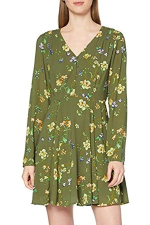 Only ONLY Damen ONLCLAIRE L/S Short Dress WVN Kleid