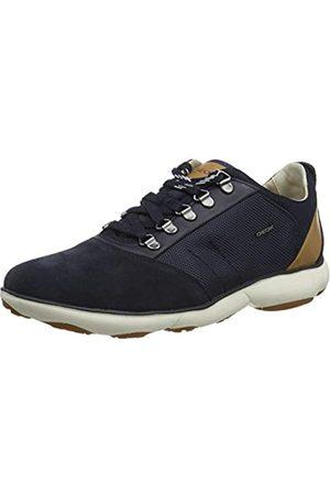 Geox Geox Herren U Nebula a Sneaker, Blau (Navy C4002)