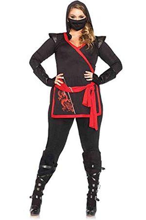 Leg Avenue 85422X - Ninja Assassin Damen kostüm