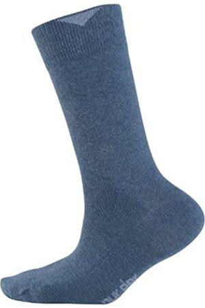 Nur Der Herren Socken 407539/He Cotton Stretch DP, 2er Pack