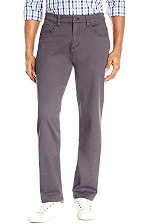 Goodthreads Goodthreads 5-Pocket Chino Pant Unterhose, Gunmetal Grey